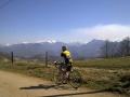 Schitterend uitzicht op de Pyreneeën