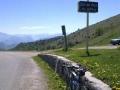 Met de racefiets op Col de Port