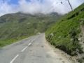 Op de motor door de Pyreneeën