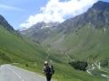 Met de motor door de Frnse Pyreneeën
