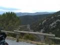Mooie landschappen zien op de Motor in de Pyreneeën