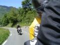 Col de Port, Pyreneeën op de motor