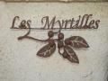 Auberge les Myrtilles in Salau