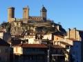 Het kasteel van Foix, een bezoekje waard
