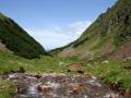 In de Pyreneeën is geen gebrek aan water