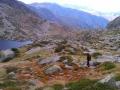 Prachtig bergmeer in de Pyreneeën