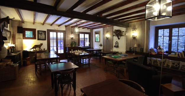 restaurant Pyrenees