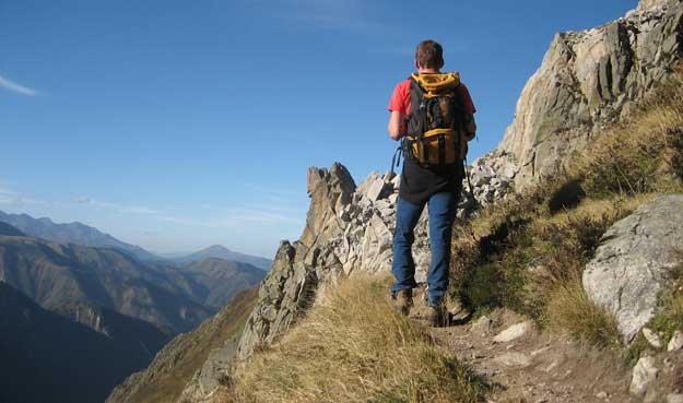 trektocht in de pyreneeen