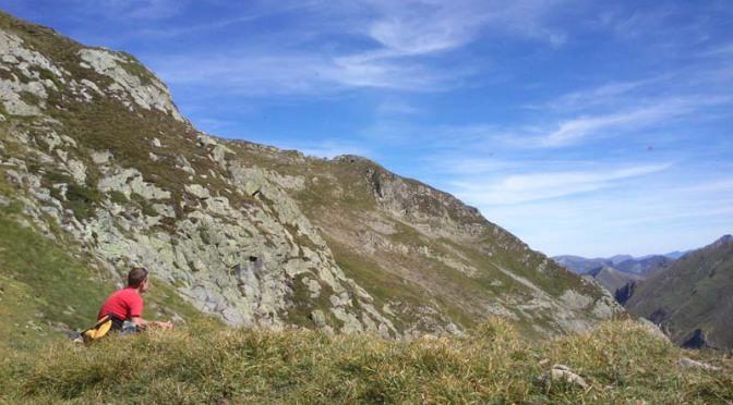 trektocht Pyreneeën