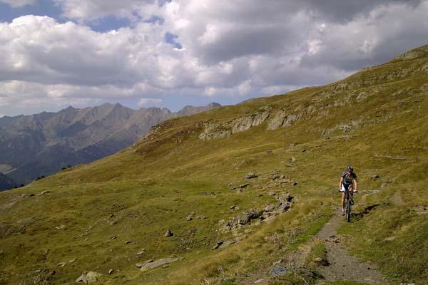 MTB Pyreneeën