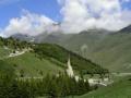 Met de motor door de Pyreneeën