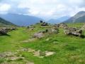 Bergweide in de Pyreneeën