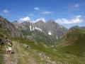 mont Valier vanaf col de Pause