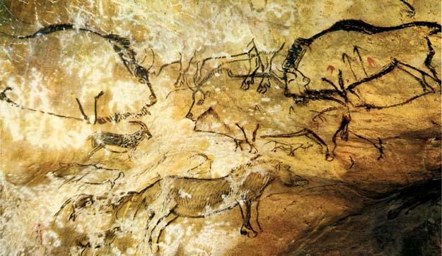 Höhlen von Niaux, von Auberge Les Myrtilles