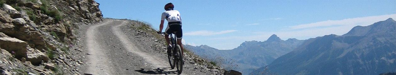 Mountainbike Auberge les Myrtilles