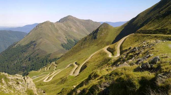 Fietsarrangement in de Pyreneeën